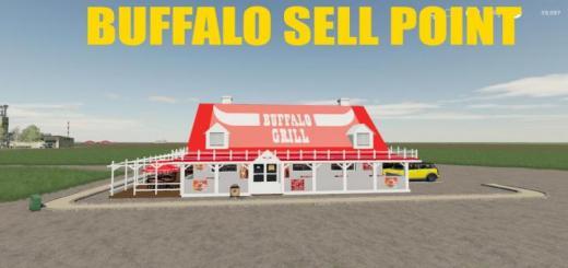 Photo of FS19 – Buffalo Sell Point V1