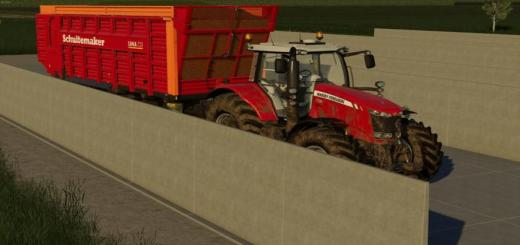 Photo of FS19 – Bunker Silo V1.2
