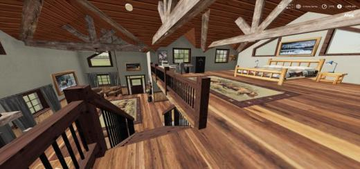 Photo of FS19 – Cabin With Garage Final