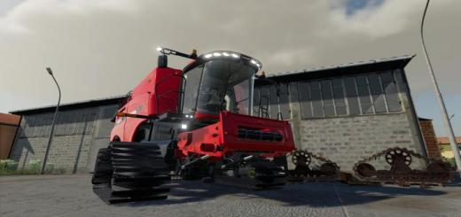 Photo of FS19 – Case Axial-Flow 9240 Steel Tracks V2