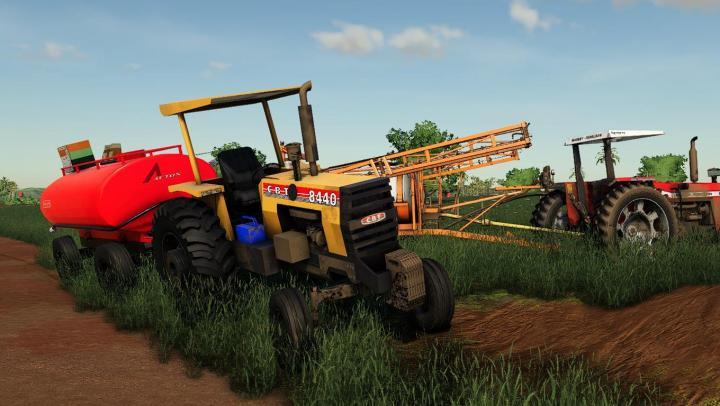 FS19 - Cbt 8060 Tractor V1