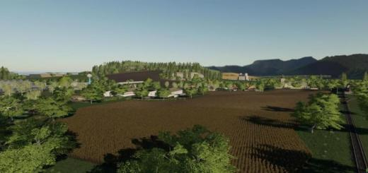 Photo of FS19 – Ceske Slezsko Map V1