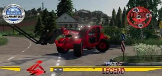 Photo of FS19 – Chariot Telescopique Loxam V1.5
