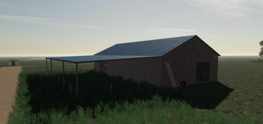 Photo of FS19 – Cows Barn V1.0.0.1