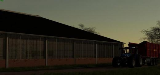 Photo of FS19 – Cowshed V1.1