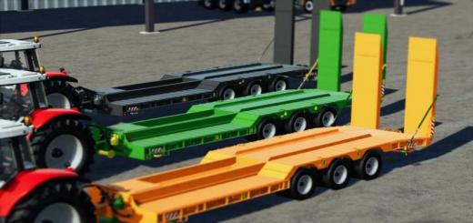 Photo of FS19 – Dangreville Pe 32 Trailer V1