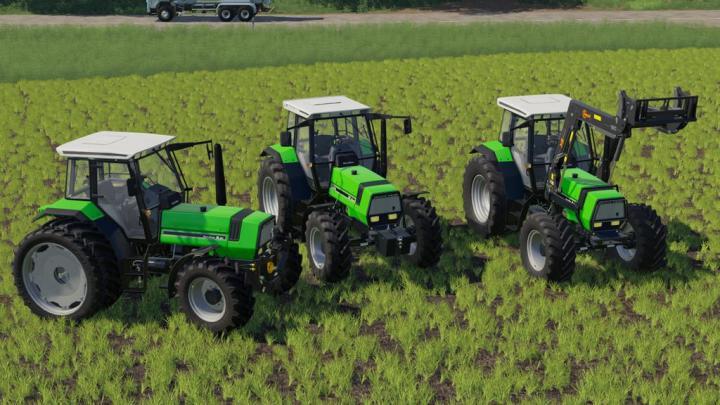 FS19 - Deutz Agrostar 6.61 Rebuild V1
