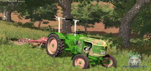 Photo of FS19 – Deutz D25 Tractor V1