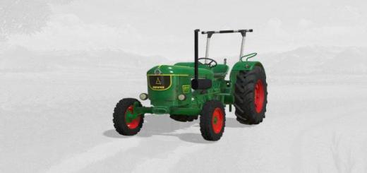 Photo of FS19 – Deutz D80 Tractor V1