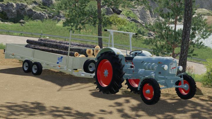 FS19 - Eicher Em300 Konigstiger V1