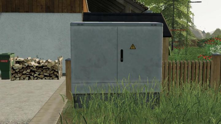 FS19 - Electrical Box V1.0.0.2