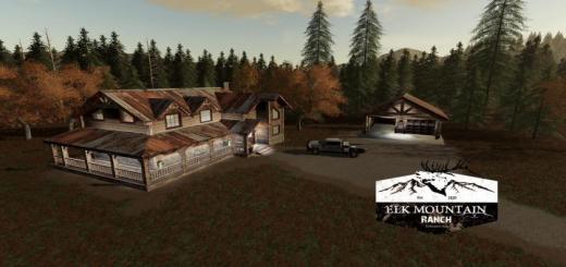 Photo of FS19 – Elk Mountain Ranch Set V1.0.0.2