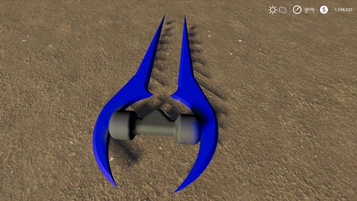 FS19 - Energy Sword V1