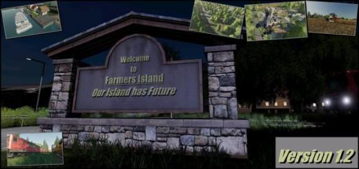 Photo of FS19 – Farmers Island 19 Map V1.2