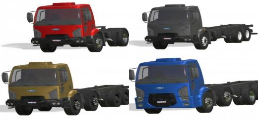 Photo of FS19 – Fcs Ford Cargo Pack V1