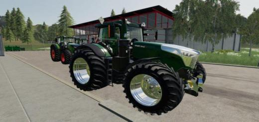 Photo of FS19 – Fend Vario 1000 Tractor V1