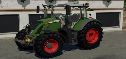 Photo of FS19 – Fendt Vario 700 Tractor V1