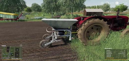 Photo of FS19 – Fertilizer Spreader D028/4 V4
