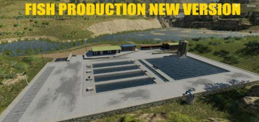 Photo of FS19 – Fish Production New Version V1