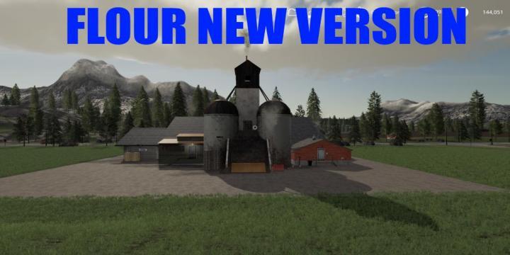 FS19 - Flour New Version V1