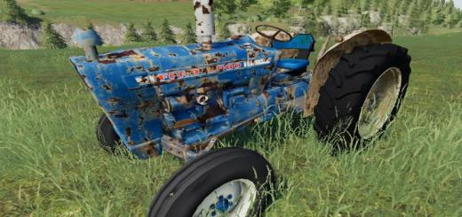 Photo of FS19 – Ford 3000 Wip Tractor V1