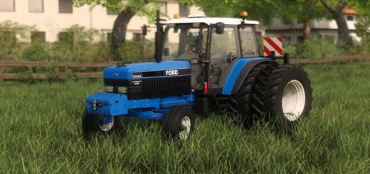 Photo of FS19 – Ford 3Wd Tractor V1