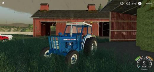 Photo of FS19 – Ford 4000 Restored Wip V1