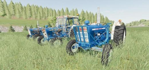 Photo of FS19 – Ford 5000 Wip V1