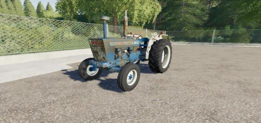 Photo of FS19 – Ford 7000 Wip Tractor V1