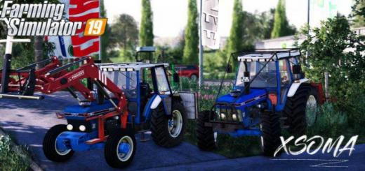 Photo of FS19 – Ford 7810 Tractor