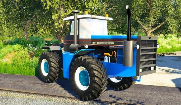 FS19 - Ford Versatile 846 Tractor V1