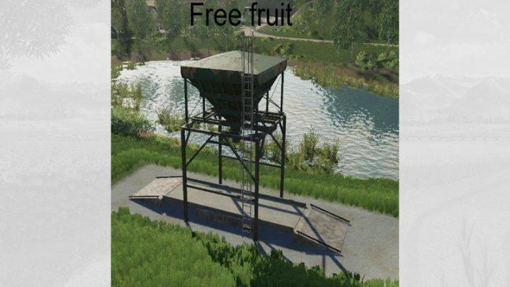 FS19 - Free Fruit V1