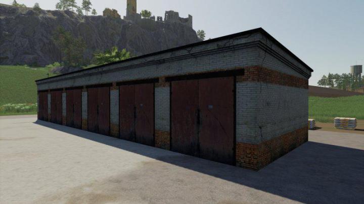 FS19 - Garage V1