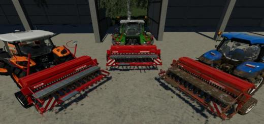 Photo of FS19 – Gaspardo Nina 300 V2