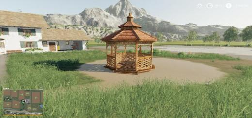 Photo of FS19 – Gazebo V1
