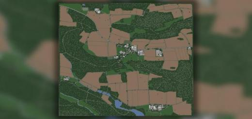 Photo of FS19 – Geiselsberg Map V1.1