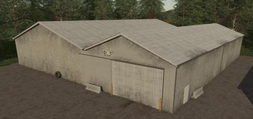 Photo of FS19 – Grain Storages Pack V1.1