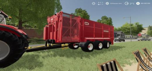 Photo of FS19 – Grimme Ruw 4000 V1
