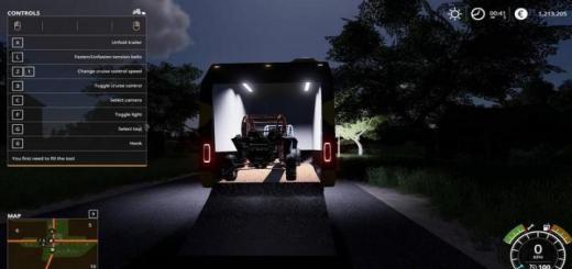 Photo of FS19 – Grizzly Creek Toy Hauler V1.2.1.0