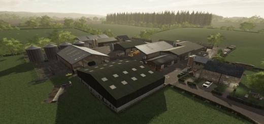 Photo of FS19 – Growers Farm Map V1.1