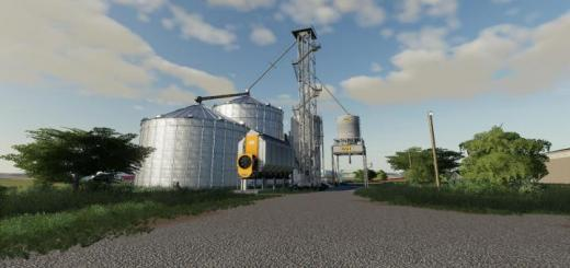 Photo of FS19 – Gsi Grain Storage Bins V1