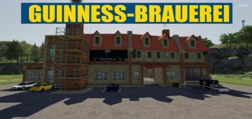 Photo of FS19 – Guinness Brauerei V1