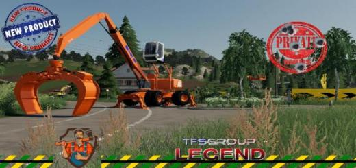 Photo of FS19 – Hitachi L140 Excavator V1.5