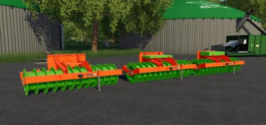 Photo of FS19 – Holaras Stego Pack V1