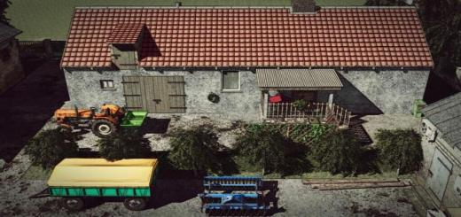 Photo of FS19 – House In Old Style V1.0.0.1