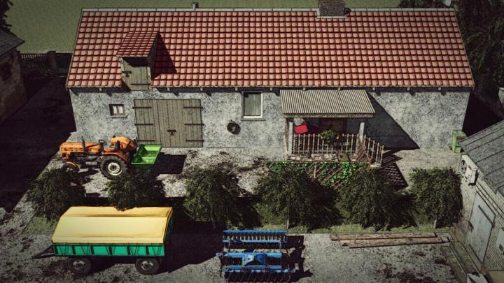 FS19 - House In Old Style V1.0.0.1