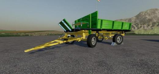 Photo of FS19 – Hw 60 Trailer V1.0.0.2