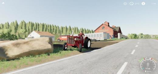 Photo of FS19 – International 340 Utility Wip V1