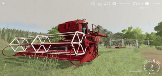 Photo of FS19 – International Harvestor 141 Rebuild V2