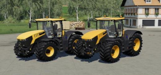 Photo of FS19 – Jcb Fastrac 8000 Tractor V1